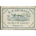 Aluette Grimaud 1900 (WK 13616)