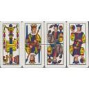 Carte Trevisane Dal Negro 1963 (WK 14325)