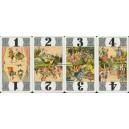 Cego Spielkarten Nr. 4130 (WK 14744)