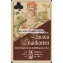 Luxus Skatkarten Emil Doepler (WK 15392)