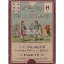 Grand Jeu de Mlle Lenormand Chartier Marteau & Boudin (WK 15400)