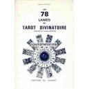 Tarot de Marseille Editions du Chariot 78 Lames du Tarot Divinatoire (WK 12063)