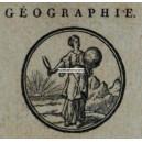Jeu de cartes géographiques Jouy 1807 (WK 13696)