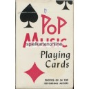 Pop Music Playing Cards (WK 15000)