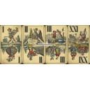 Industrie und Glück Tarot Glanz 1900 (WK 13750)