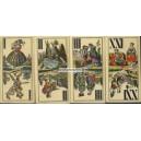 Industrie und Glück Tarot Jäger 1880 (WK 13837)