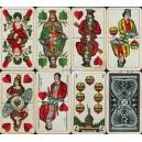 Preußisches Doppelbild VSS Abt. Halle 1903 - 1919 Hallesche Adlerkarte (WK 14445)