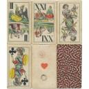 Industrie und Glück Tarot Pittner 1882 (WK 14399)