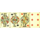 Cartes marbrées Brepols 1904 (WK 09657)