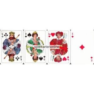 Bridge Poker Nr. 1196 (r - WK 10296)