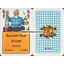 Souvenir-Skat Angler (WK 15479)