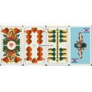 Bayerisches Doppelbild Bielefelder Spielkarten 1972 Firestone Phoenix (WK 15592)