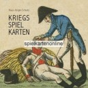 Kriegsspielkarten, Spielkarten zu den europäischen Kriegen und den beiden Weltkriegen (Band 1 + Band 2) (WK 100882)