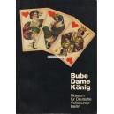 Alte Spielkarten aus Berliner Museums- und Privatsammlungen (WK 100894)
