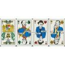Neue Bayrische Schafkopfkarte (WK 14949)
