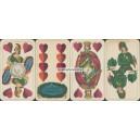 Preußisches Doppelbild Wüst 1885 (WK 15667)