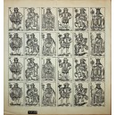 Cartes Espagnoles Grimaud 1910 (WK 100382)