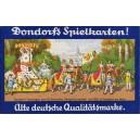 Dondorfs Spielkarten XI. Sängerbundfest (WK 100448)