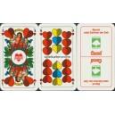 Bayerisches Doppelbild Bielefelder Spielkarten 1978 (WK 15697)