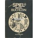 Spielregel Büchlein aus Altenburg (WK 100971)