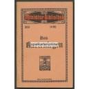 Miniatur Bibliothek Das Kartenlegen (WK 100954)