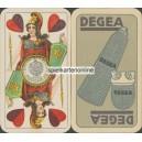 Preußisches Doppelbild VSS Abt. Altenburg 1912 Degea (WK 15846)