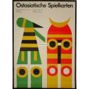Ostasiatische Spielkarten Bielefeld 1970 (WK 101006)