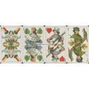 Doppelköpfige Deutsche Spielkarte No. 239 (WK 16006)
