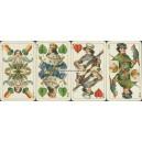 Doppelköpfige Deutsche Spielkarte No. 236 (WK 16007)