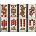 Preußisches Doppelbild Bielefelder Spielkarten 1952 (WK 15951)
