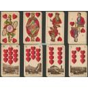 Preußisches Doppelbild Lattmann 1885 Harzansichten (WK 15970)