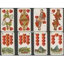 Preußisches Doppelbild Lattmann 1919 Harzansichten Continental (WK 15972)