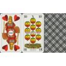 Preußisches Doppelbild Bielefelder Spielkarten (WK 16065)