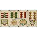 Deutsche Kriegs-Spielkarte 100 Tausend (WK 16088)