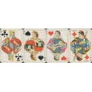Superfeine Whistkarte / Luxus Playing Cards (WK 16161)