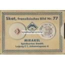 Berliner Bild Mirakel 1925 Skat No. 77 (WK 16424)