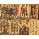 Das Flötner'sche Kartenspiel No. 2879 (WK 16438)