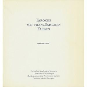 Tarocke mit französischen Farben (WK 101264)