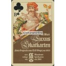 Luxus Skatkarten Emil Doepler Brinkhoff's No. 1 (WK 16529)