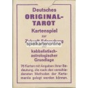 Deutsches Original Tarot (WK 16544)