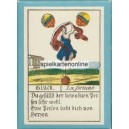 Glückskarte (WK 16189)