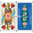 Preußisches Doppelbild Spielkartenfabrik Altenburg 2006 Stadtwerke Weißenfels (WK 16058)