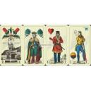 Preußisches Bild Spielkartenfabrik Altenburg 2010 14. Sachsen-Anhalt-Tag (WK 16063)