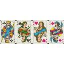 Karty Lakierowane Do Gry 232 (WK 16581)