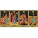 Egorov Golden Russian Tarot Deck (WK 16569)