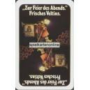 Berliner Bild Berliner Spielkarten 1988 Veltins (WK 16307)