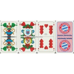 Bayerisches Doppelbild Schmid 1995 FC Bayern München (WK 13529)