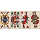 Sächsisches Doppelbild VASS 1940  Glockenblume No. 301 (WK 13625)