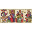 Spanish Tarot Espagnol (WK 14728)