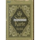 Salonkarte Nr. 66 VEB 1954 (WK 16233)
